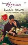 Businessman's Bride (Harlequin Romance #3929) -