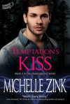 Temptation's Kiss (The Shadowguard, #2) - Michelle Zink