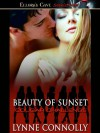 Beauty of Sunset (Cougar Challenge) - Lynne Connolly