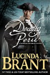 Deadly Peril: A Georgian Historical Mystery (Alec Halsey Mystery Book 3) - Lucinda Brant