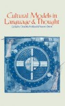 Cultural Models in Language and Thought - Dorothy Holland