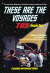 These Are the Voyages - TOS: Season Three - Marc Cushman, Susan Osborn