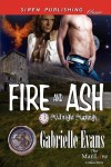 Fire and Ash [Midnight Matings] (Siren Publishing Classic Manlove) - Gabrielle Evans