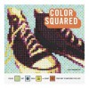 Color Squared: Color, Dot, Dash, or Stamp Your Way to Awesome Pixel Art - Lee Meredith
