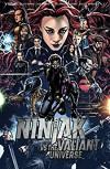 Ninjak Vs. the Valiant Universe #1 - Eliot Rahal, Joe Bennett, Mico Suayan