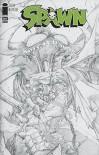 Spawn #261 Cover B Gerardo Sandoval Cover - Todd McFarlane & Erik Larsen