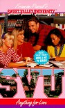 Anything for Love (Sweet Valley University(R)) - Francine Pascal