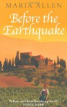 Before the Earthquake - Maria Allen