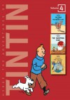 The Adventures of Tintin: Volume 4: The Crab with the Golden Claws, The Shooting Star & The Secret of the Unicorn - Hergé