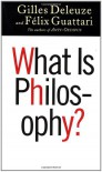What Is Philosophy? - Gilles Deleuze, Félix Guattari