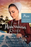 The Hawaiian Quilt (FREE PREVIEW) - Wanda E. Brunstetter, Jean Brunstetter