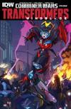Transformers: Windblade (2015-) #4: Combiner Wars Epilogue - Mairghread Scott, Corin Howell, Priscilla Tramontano