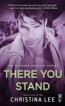 There You Stand - Christina  Lee