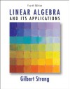 Linear Algebra and Its Applications - Gilbert Strang