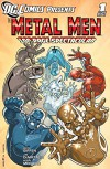 DC Comics Presents: The Metal Men (2011-) #1 - Tim Levins, J.M. DeMatteis, Keith Giffen, Kevin Maguire, Bob Haney