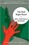 The Red Right Hand - Joe R. Lansdale, Joel Townsley Rogers