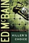 Killer's Choice (87th Precinct) - Ed McBain