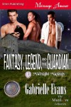 Fantasy, Legend, and the Guardian [Midnight Matings] (Siren Publishing Menage Amour ManLove) - Gabrielle Evans