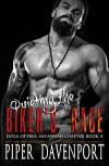 Quieting the Biker's Rage (Dogs of Fire: Savannah Chapter #4) - Piper Davenport
