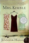 Mrs. Kimble - Jennifer Haigh