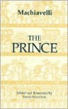 The Prince - Niccolò Machiavelli, David Wootton