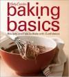 Betty Crocker Baking Basics: Recipes and Tips to Bake with Confidence - Betty Crocker