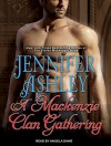 A Mackenzie Clan Gathering (Highland Pleasures) - Jennifer Ashley, Angela Dawe