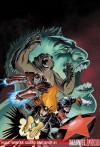 Hulk Winter Guard One-Shot - David Gallaher, Steve Ellis