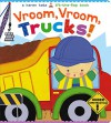 Vroom, Vroom, Trucks! (Karen Katz Lift-the-Flap Books) - Karen Katz, Karen Katz