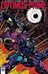 Optimus Prime #20 - Kei Zama, John Barber