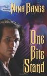 One Bite Stand (MacKenzie Vampires, Book 4) - Nina Bangs