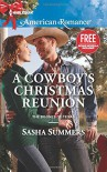 A Cowboy's Christmas Reunion: A Home for Christmas (The Boones of Texas) - Sasha Summers, Laura Marie Altom