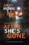 After She's Gone (Di Matthew Adams) - Sheryl Browne