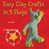 Easy Clay Crafts in 5 Steps - Anna Llimos Plomer
