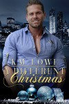 A Different Christmas - KM Lowe, Eric Battershell Photography, Book Cover by Design, Karen Sanders