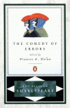 The Comedy of Errors - Stephen Orgel, Frances E. Dolan, William Shakespeare