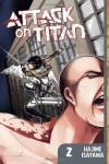 Attack on Titan, Volume 2 - Hajime Isayama