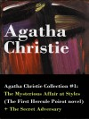 Agatha Christie Collection #1: The Mysterious Affair at Styles / The Secret Adversary - Agatha Christie