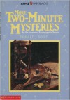 More Two-Minute Mysteries - Donald J. Sobol