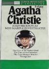 Miss Marple Investigates - Agatha Christie, Joan Hickson