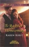 The Bachelor's Homecoming (Smoky Mountain Matches) - Karen Kirst