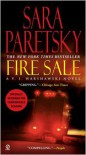 Fire Sale (V. I. Warshawski Series #12) -