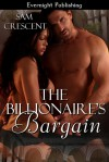 The Billionaire's Bargain - Sam Crescent