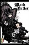 Black Butler, Tome 6 - Yana Toboso