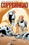 Copperhead Volume 1: A New Sheriff in Town - Scott Godlewski, Ron Riley, Jay Faerber