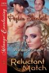 Reluctant Match - Peyton Elizabeth