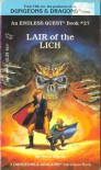 Lair of the Lich - Bruce Algozin