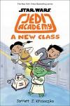 A New Class (Star Wars: Jedi Academy #4) - Jarrett J. Krosoczka