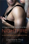 Nightfire (Protectors #3) - Lisa Marie Rice