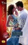 The Tycoon's Pregnant Mistress - Maya Banks